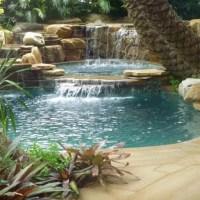 Tropical Backyard | Houzz