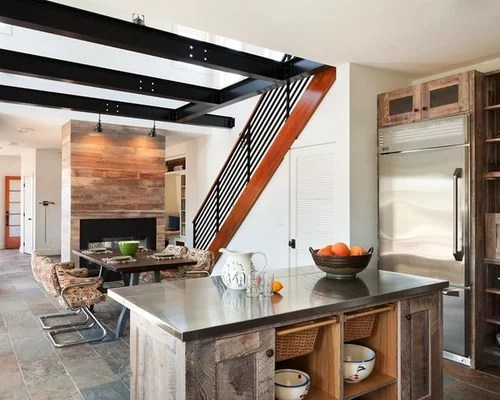 reclaimed wood cabinets home design ideas pictures remodel decor kitchen cabinets recycled kitchen design ideas