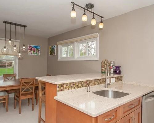 design ideas renovations photos brown cabinets cork floors small eat kitchen design photos cork floors