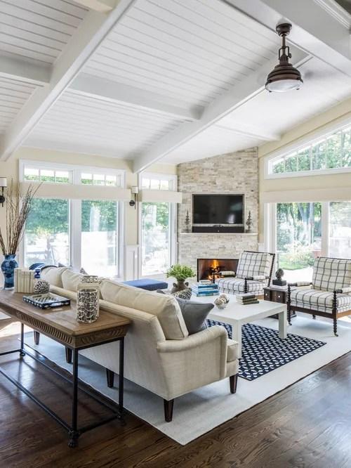 Living Room Design Ideas, Renovations & Photos with a