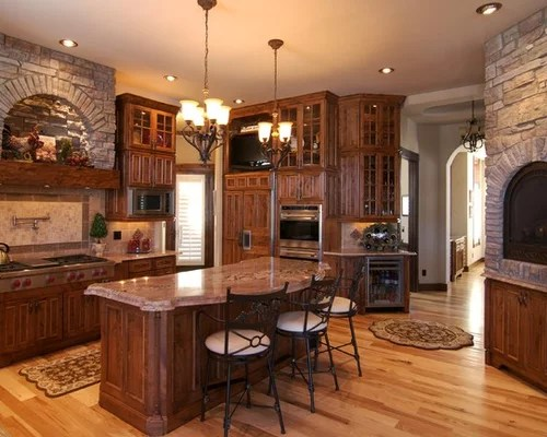 mid sized rustic kitchen design ideas remodel pictures houzz images design rustic kitchen johngupta kitchen designs