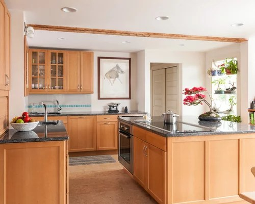 wallpaper kitchen design ideas renovations photos cork floors small eat kitchen design photos cork floors