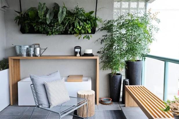 Kleinen Balkon gestalten - Ideen \ Tipps - mini balkon gestalten