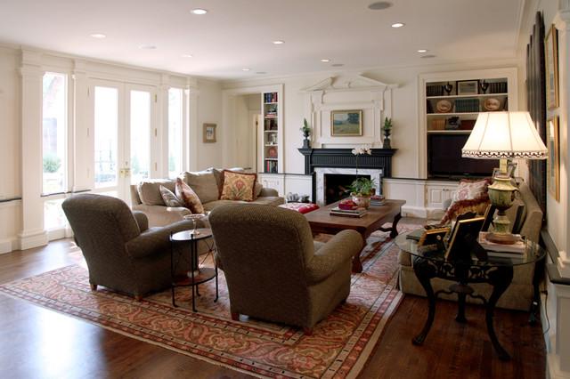 Remodeled Living Room - living room remodel