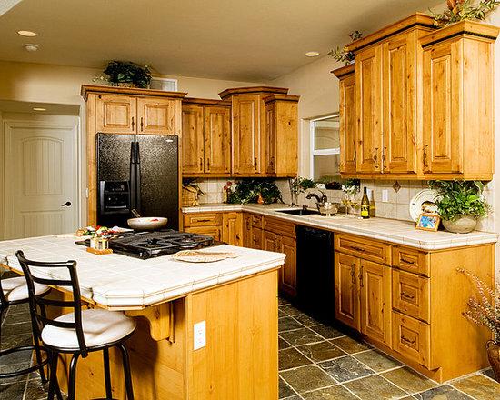 rustic shaped kitchen design photos slate floors kitchen cabinets recycled kitchen design ideas