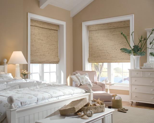 Window Coverings - window treatment ideas for bedroom