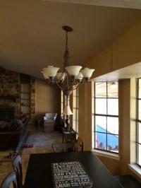 Lighting For Sloping Ceilings. Lighting Interior ...