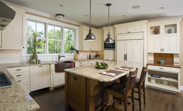 Craftsman Kitchen - Craftsman - Kitchen - Chicago - By Great Rooms
