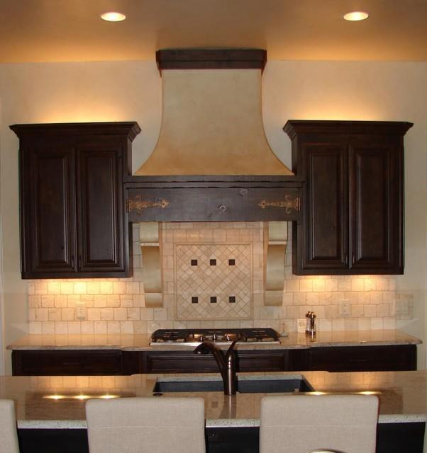 Dallas tx mediterranean kitchen dallas bauhaus custom for Kitchen design 75214