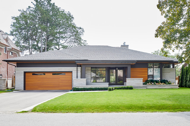 Bungalow Modern Modern Bungalow - Contemporary - Exterior - Toronto - By