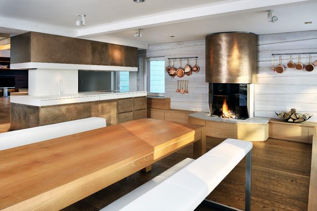 Landhaus Modern ~ Innenarchitektur Und Möbel Inspiration   Esszimmer  Landhaus Modern
