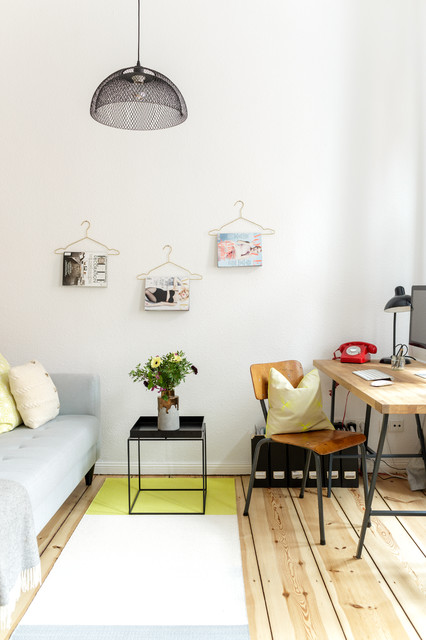 Home Office Berlin Berlin - Private Studio Apartment – Arbeitsecke Mit