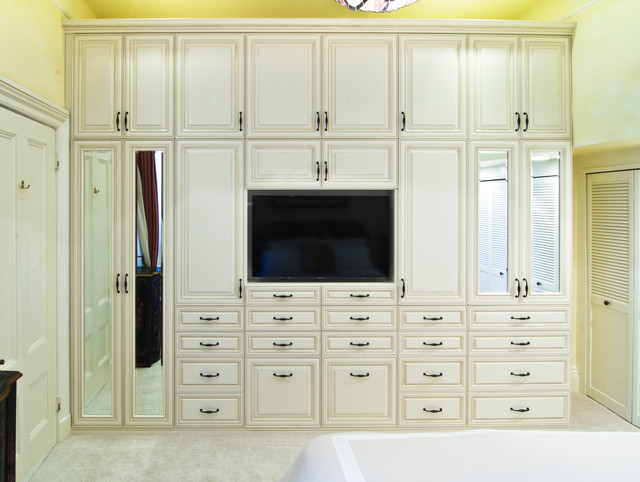 Built In Closet Wall Units Home Decor