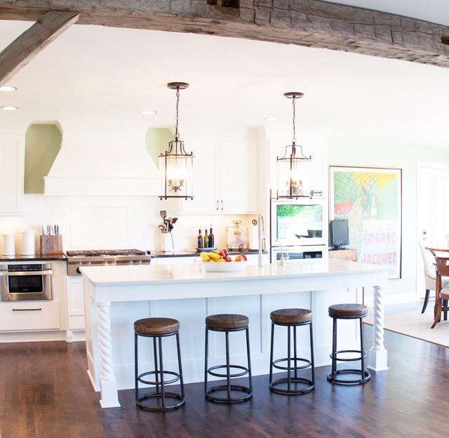 Timeless White Kitchen - Traditional - Kitchen - Milwaukee - by - timeless kitchen design
