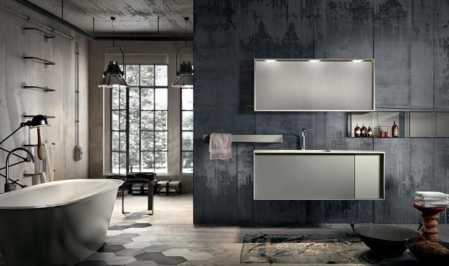 Luxury Modern Italian Bathroom Vanities - designer bathroom vanities