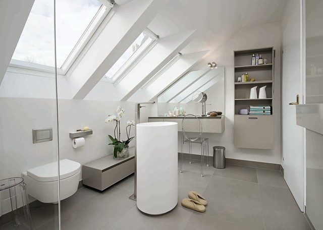 Buchtipp u201eKleine Bäder u2013 die besten Lösungen bis 10 Quadratmeteru201c - badezimmer 5 quadratmeter
