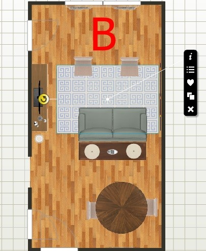 Help with setting up a narrow rectangle living room\/ dining room combo - living room and dining room combo