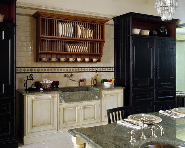 13 Ways To Add A Plate Rack To Your Kitchen