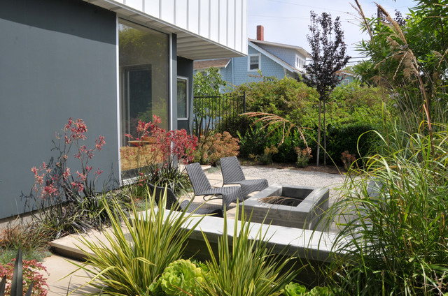 Los Angeles Landscape Architects Venice - Modern - Landscape - Los Angeles - By Sb Garden