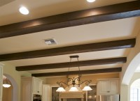 Faux Wood Beam Ceiling Designs - Traditional - Kitchen ...