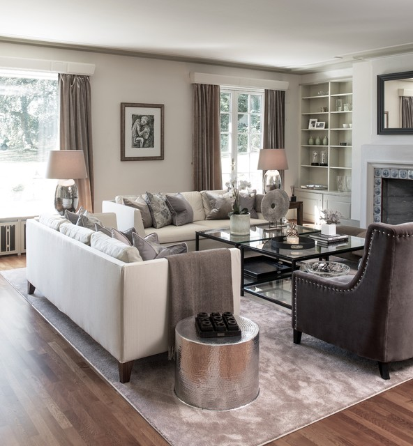 Sandefjord, Norway - houzz living room furniture