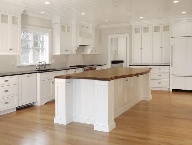 Cape Cod Classic Kitchen Beach Style Kitchen Other