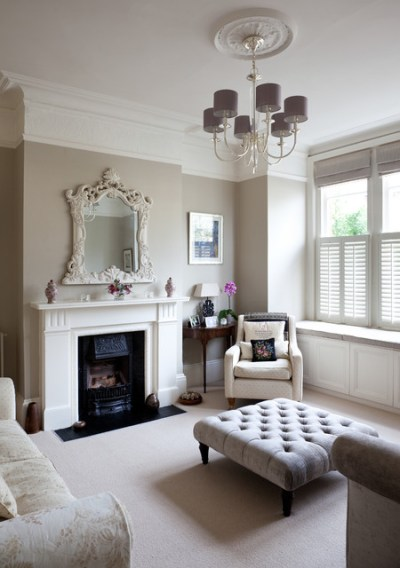 Decorating: 8 Ways to Incorporate Dado and Picture Rails