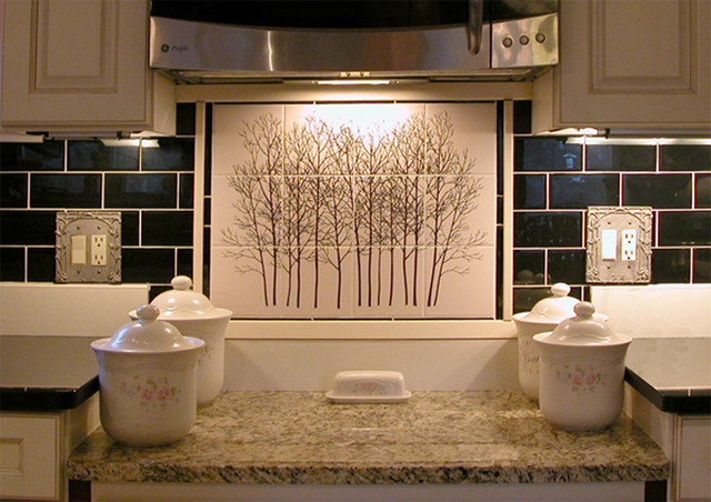 kitchen splash tile mural designers choice tile rustic kitchen ceramic tile mural kitchen tiles