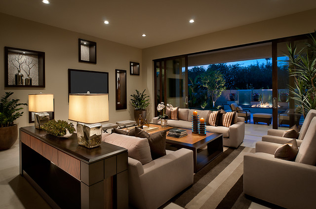 Lay Out Your Living Room Floor Plan Ideas for Rooms Small to Large - houzz living room furniture