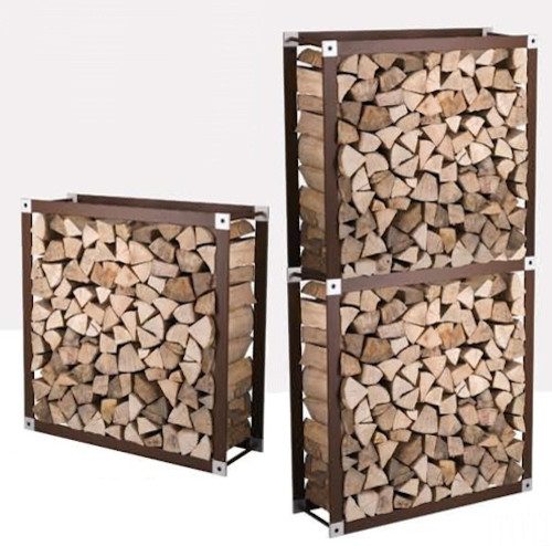 Wbox Firewood Holders Modern Fireplace Accessories