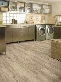 Luxury Vinyl Planks - Tropical - Laundry Room - Miami - by ...