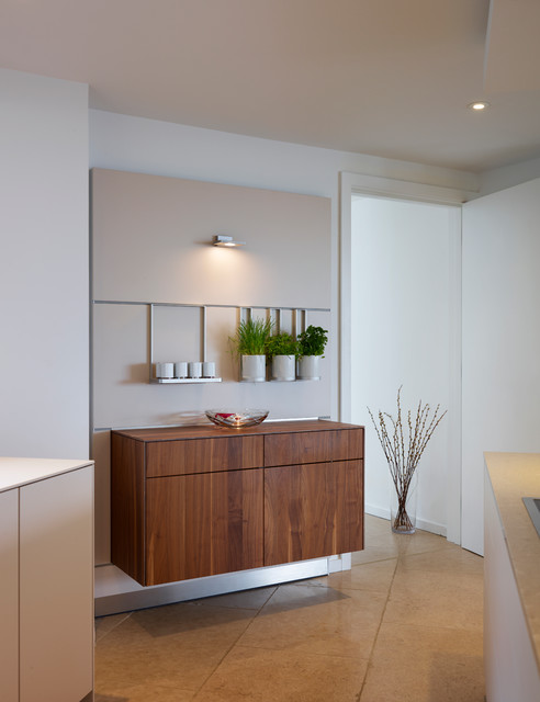 Countryside View - bulthaup b3 kitchen - Contemporary - Kitchen