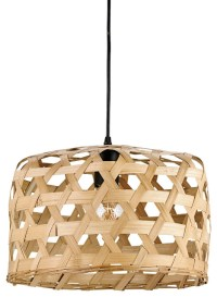 Willowbrush Pendant - Tropical - Pendant Lighting