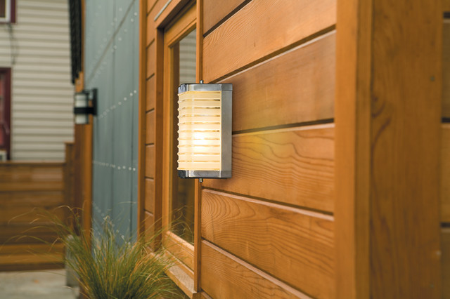 Rejuvenation Lighting Fixtures Rejuvenation: Exterior Outdoor Lighting - Modern