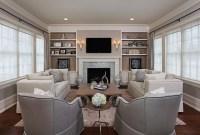 Elegant, Cozy Living Room - Traditional - Living Room ...