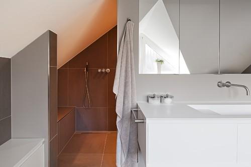 Badezimmer Mit Dachschräge 9 Tolle Einrichtungstipps   Bild Der Frau    Badezimmer 3 Quadratmeter