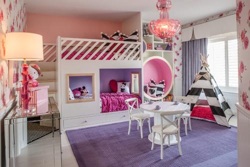15 chambres d\u0027enfant qui vont en faire rêver plus d\u0027un, mention