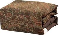 Shop Houzz | Imzi Home 7 Piece Gold Rust Red Beige Brown ...