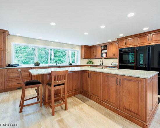 shaped eat kitchen design photos dark wood cabinets small eat kitchen design photos dark wood cabinets