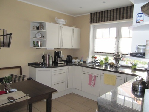 Tipps für Umbau unserer Küche erbeten! - schwarze kuche tipps bilder interieur