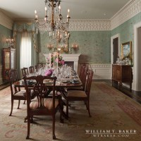 English Manor House 2 - Traditional - Dining Room ...
