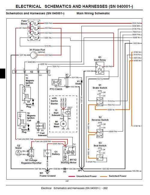 john deere 425 ignition wiring diagram workmaster wiring diagram