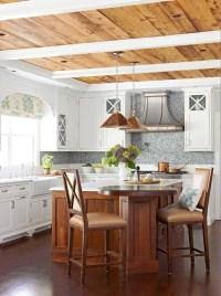 Pretty in Pound Ridge - Rustic - Kitchen - New York - by ...