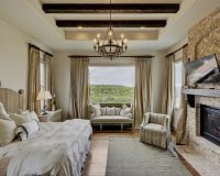 Beams In Tray Ceiling Home Design Ideas, Pictures, Remodel ...