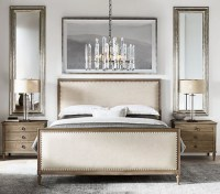Master Bedroom - Restoration Hardware for Less! Ideas Please