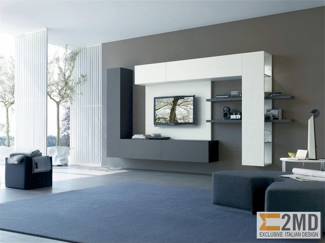 TV Units - Modern - Living Room - Other - by 2MD Exclusive Italian - living room tv