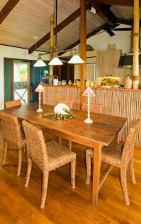 Hawaiian Cottage Style - Tropical - Dining Room - Hawaii ...