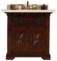 """Monterey 36"""" Single Vanity Cabinet (Cabinet Only, No Top ..."""