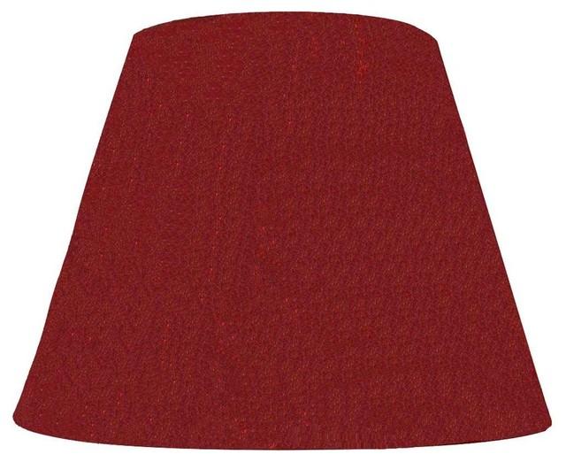 Hampton Bay Lamp Shades Mix And Match Burgundy Hardback