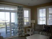 Beach House Window Treatments - McFeely Window Fashions ...